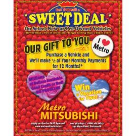 Mitsubishi Valentine – 2013