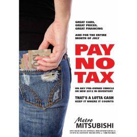 Mitsubishi May – 2013